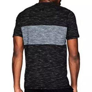 Under Armour Shirts - Under Armour Heatgear Fitted Short Sleeve Shirt XL